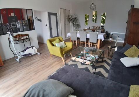 Appartement à Dole - T5 - 103m2