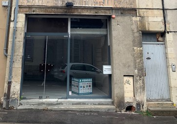 Local professionnel à Dole - 70m2